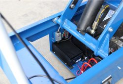 ES50D elektrický zdvíhací stôl