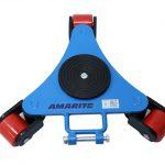ART014 Rotating Roller Machine Skates