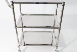Vysokozdvižný vozík z nerezovej ocele ST180R