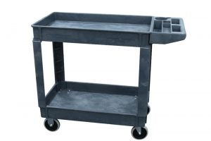 ART051 plastic utility platform cart