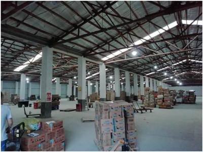 Sklad alebo logistické centrum